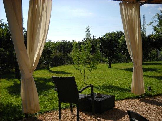 B&B Villa Valentina Taormina : giardino