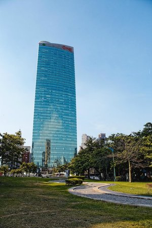 Hotel One Taichung: Day View 日景