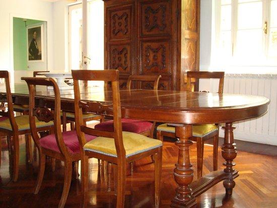 Residenza Arco dei Tolomei: Sala de desayunos