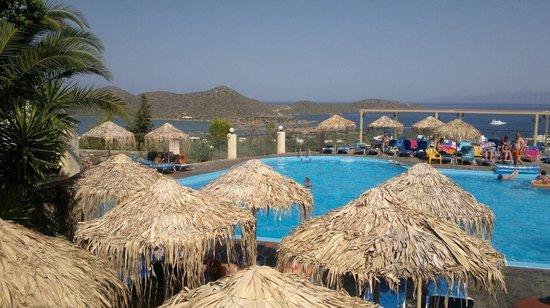 Elounda Water Park Residence: The pool area!!!