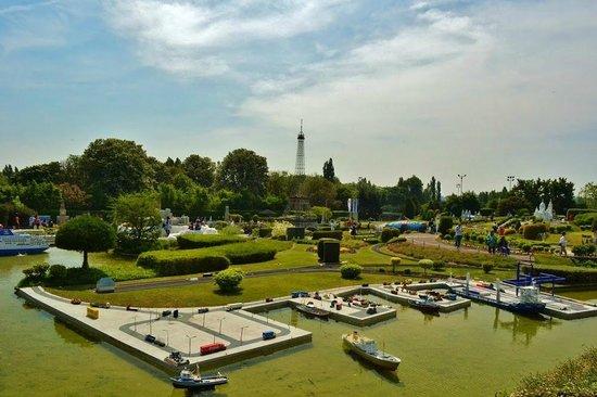 Atomium : Мини Европа