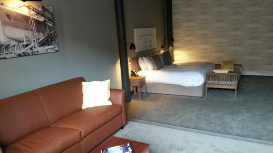 Titanic Hotel Liverpool: room