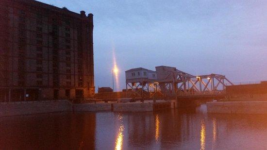 Titanic Hotel Liverpool: view
