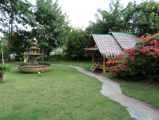 Ban Sabai Sabai: Chambre en bambou
