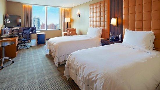 The Landis Taichung: Standard Twin Room 標準客房(2小床)