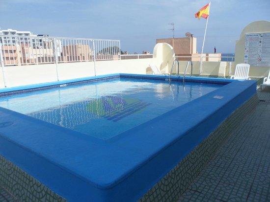 Hotel Central Playa : PISCINA