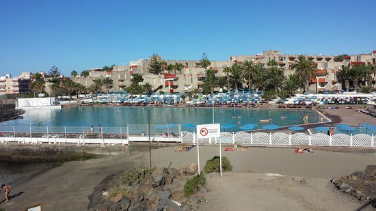 Alborada Beach Club: piscina