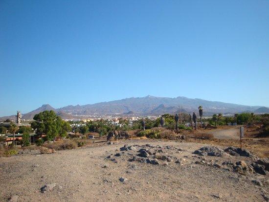 Alborada Beach Club: panorama dall' hotel
