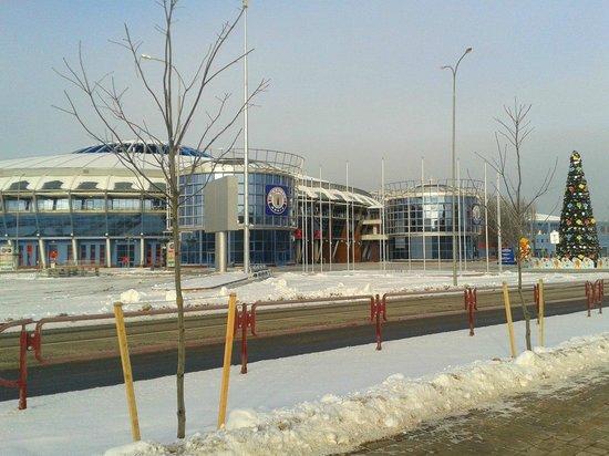 Minsk, Bielorussia: Чижовка-Арена