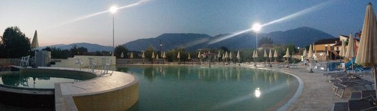 Roccasecca, Włochy: La nostra piscina