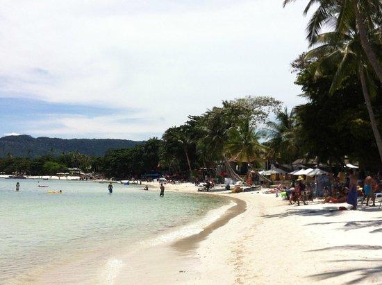 Chaba Cabana Beach Resort: Spiaggia Chaba Cabana