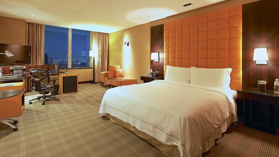 The Landis Taichung: Premier King Room 卓越客房