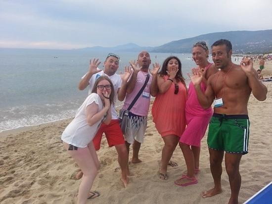 Hotel Ulisse : Palinuro's Friends