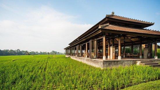 The Restaurant at The Chedi Club Tanah Gajah