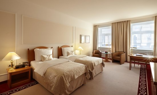 Hotel Baltschug Kempinski Moscow : Deluxe Twin Room