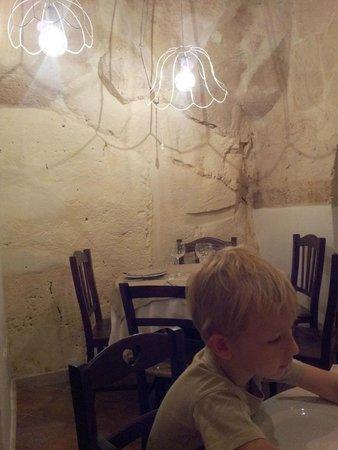 L'Arco Osteria Caffeteria: Il locale