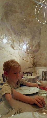 L'Arco Osteria Caffeteria: a tavola