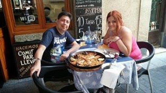 Restaurante La Lonja : foto esterna