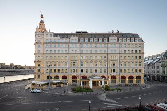 Hotel Baltschug Kempinski Moscow : Hotel Baltschug Kempinski – Exterior