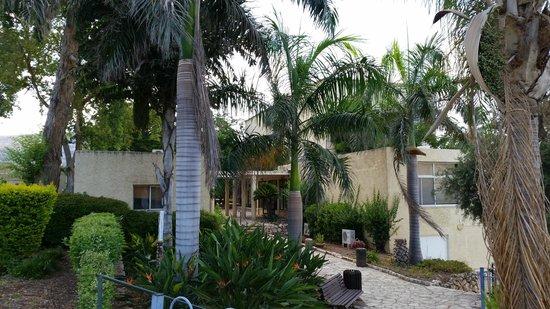 Ohalo Manor: הנוף והאווירה - משרה שלווה