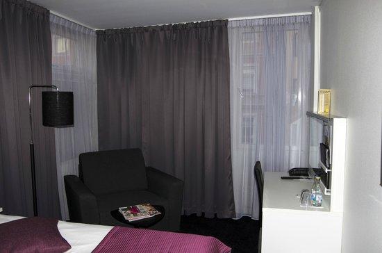 BEST WESTERN Kom Hotel Stockholm: Уютный уголок