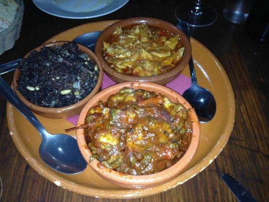 Tasca Casa Paco: Warm tapas
