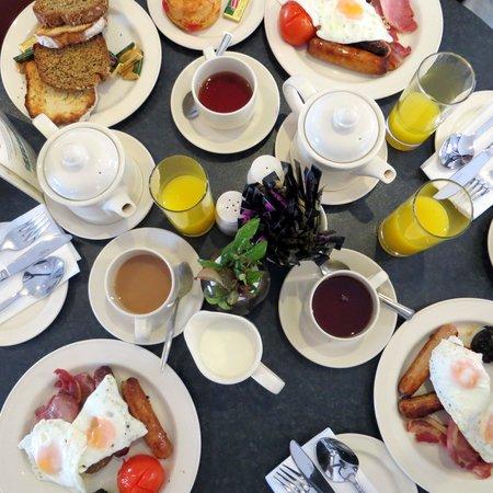 Butler House: colazione