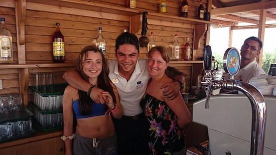 Mitsis Norida Beach Hotel: best bar staff ever!