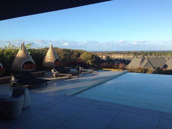 InterContinental Fiji Golf Resort & Spa : Club intercontinental pool