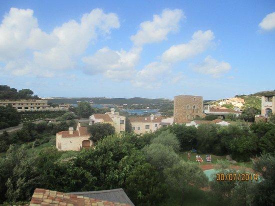 Al Saraceno Residence: Vista dall'appartamento 303
