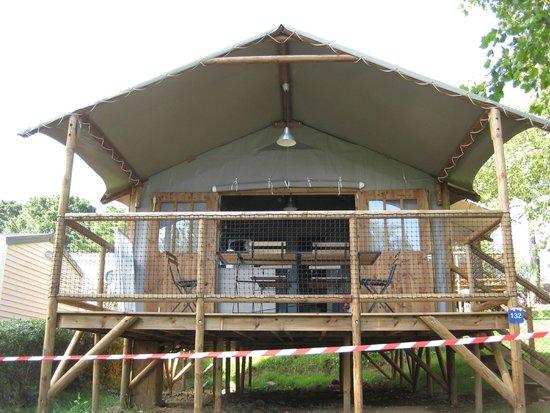 Flower Camping le Conleau : Cabane Lodge
