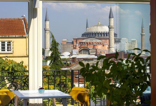 "Nowy Efendi Hotel ""Special Class"": hotel view"