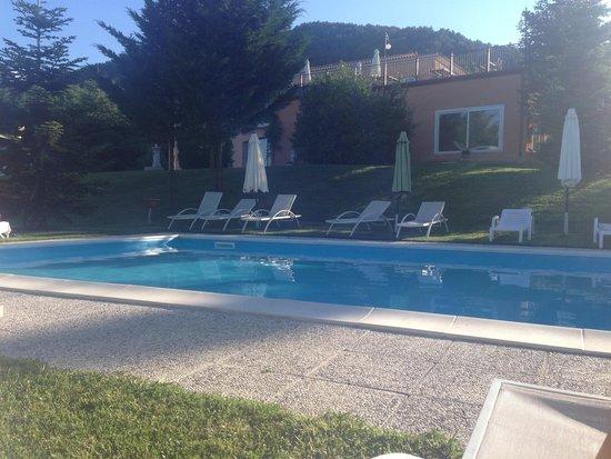 Villa di Carlo Spa&Resort : Relax in piscina