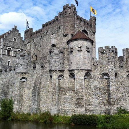 Ghent City Center: Gravensteen (castle)