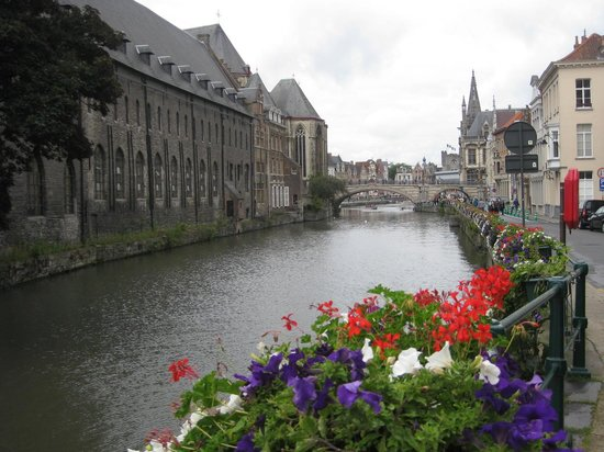 Ghent City Center: ...