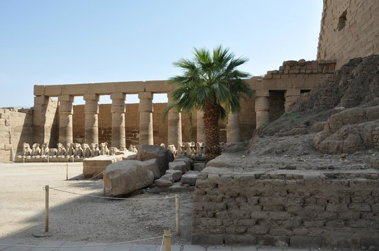 Luxor-Tempel: Świątynia Luksorska