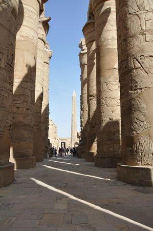 Luxor Temple: Świątynia Luksorska
