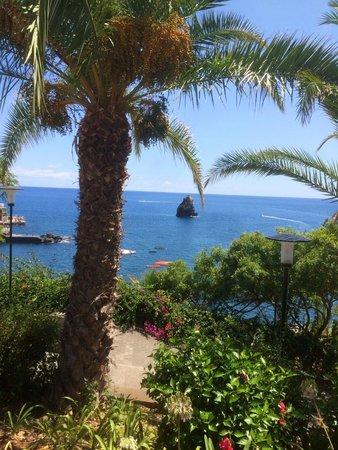 Enotel Lido Madeira: Vue de la promenade