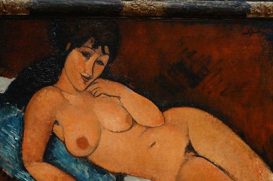 National Gallery of Art: Модильяни