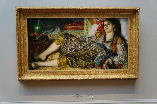 Galería Nacional de Arte: Ренуар