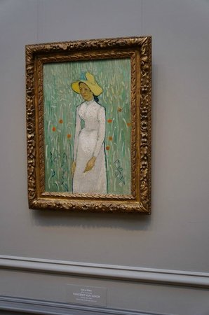 National Gallery of Art: Ван гог