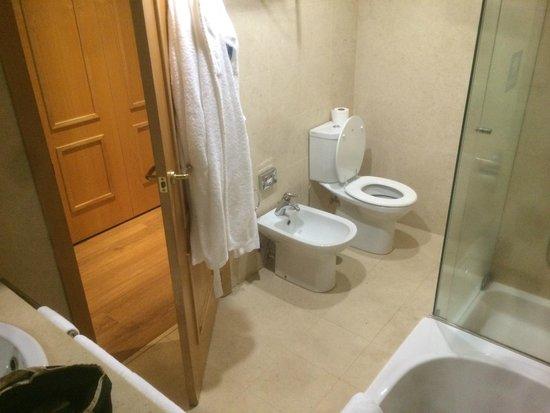Enotel Lido Madeira : Salle de bain