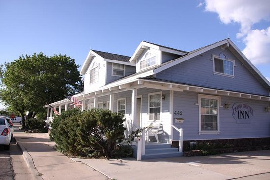 Canyon Country Inn Bed & Breakfast: casa