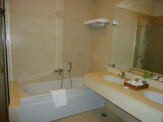 Jaz Oriental Club: Il mio bagno