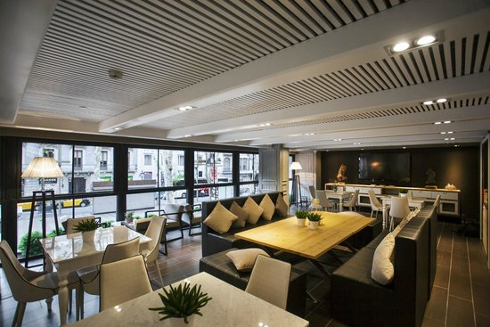 Royal Ramblas Hotel : Lounge Royal