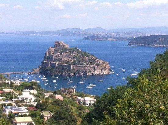 Hotel La Capannina : Vista panoramica