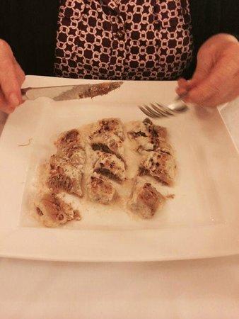 Restaurante Bonanova: Caneloni