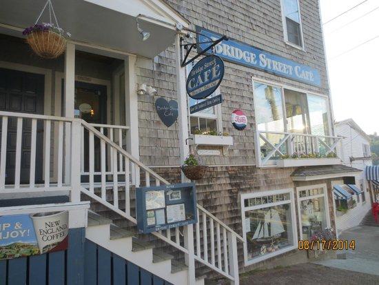 Bridge Street Cafe: entrance