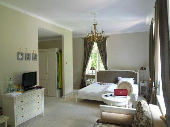 Hotel Fryderyk - Restaurant & SPA : my room