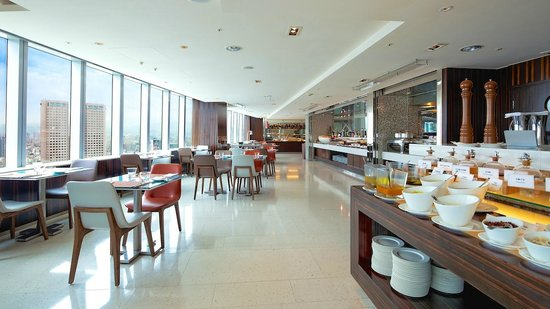 Hotel One Taichung: 28F IN Restaurant 異料理